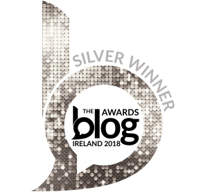 Silver Medal The Blog Awards Ireland 2018 EoinDM Winner
