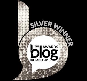 Silver Medal The Blog Awards Ireland 2018 EoinDM Winner